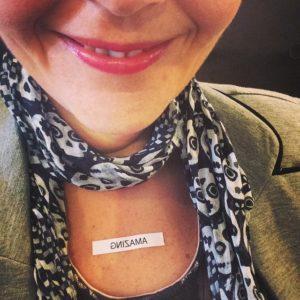 Positive labelling…. #amazing