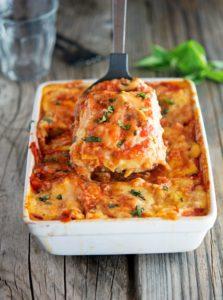Cauliflower Lasagne Bake Recipe