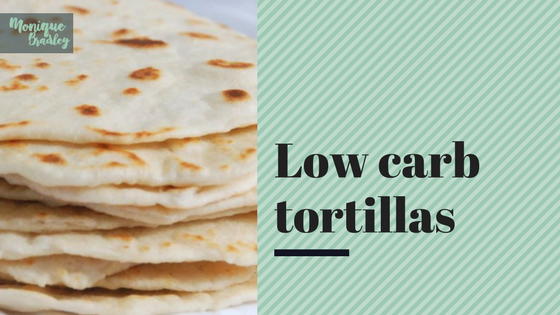 Low Carb Wrap / Burrito Skin / Tortilla