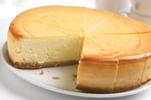 Read more about the article Low Carb Baked Cheesecake Recipe