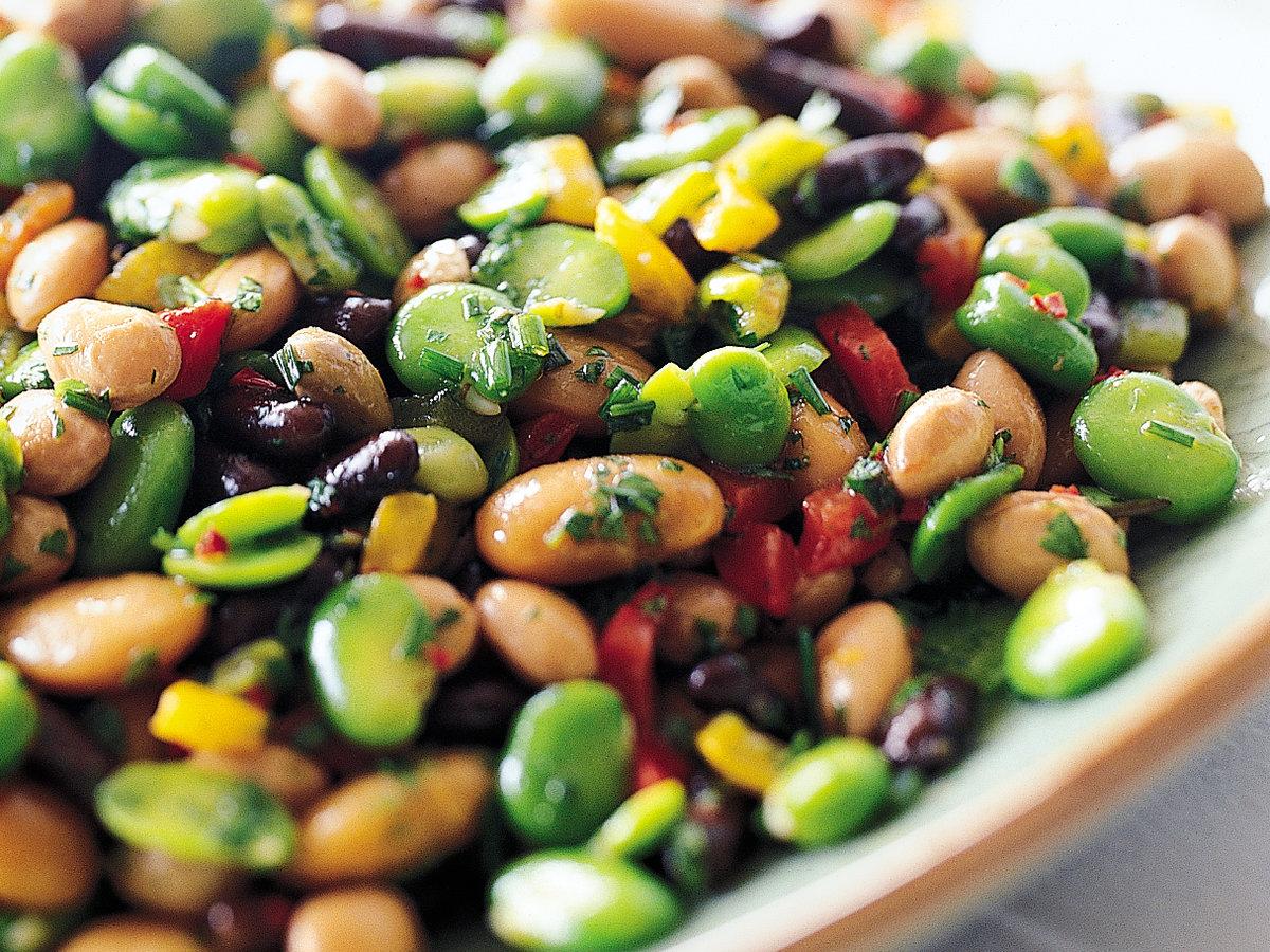 Deano's Bean Salad