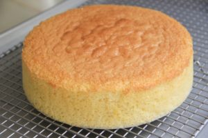 Low Carb Sponge Cake Recipe