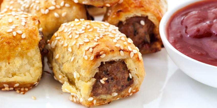 Low Carb Sausage Rolls Recipe