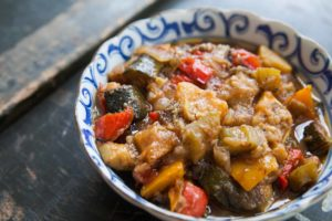 Fast And Easy Ratatouille