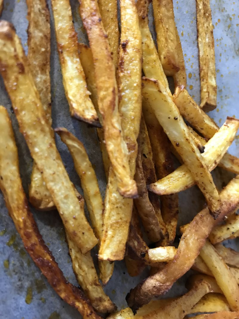Low Carb French Fries