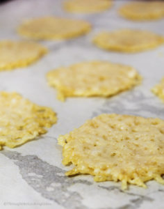Read more about the article Low Carb Cheese Crisps