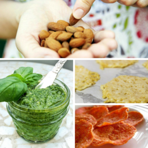 My 'go to' snack foods to help curb cravings!