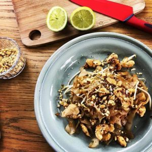 Read more about the article Low Carb Pad Thai