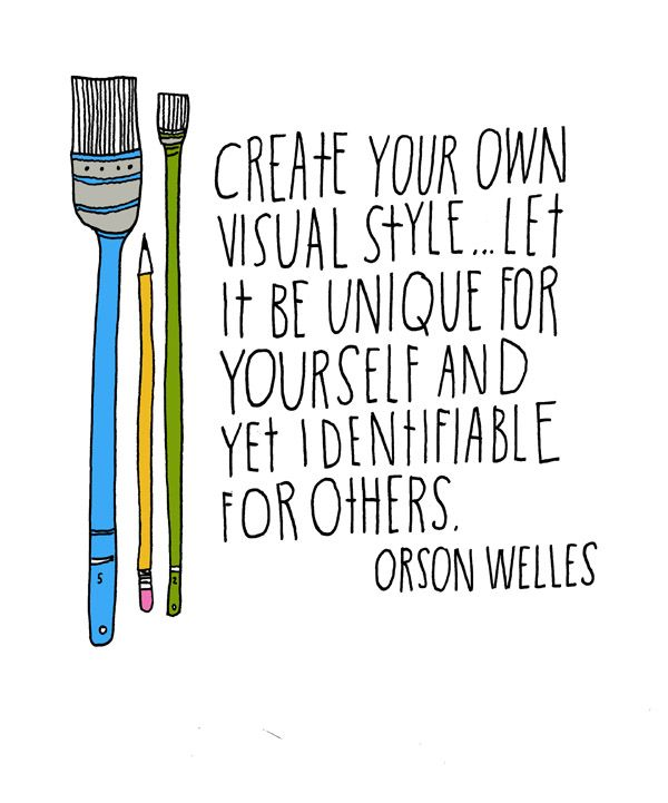 create-your-own-visual-style-let-it-be-unique-for-yourself-and-yet-identifiable-for-others