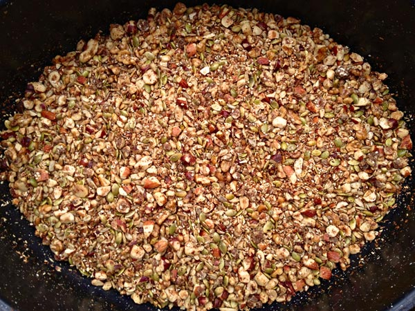 Read more about the article Low Carb Muesli