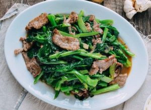 Read more about the article Hot Beef With Garlic Kailaan