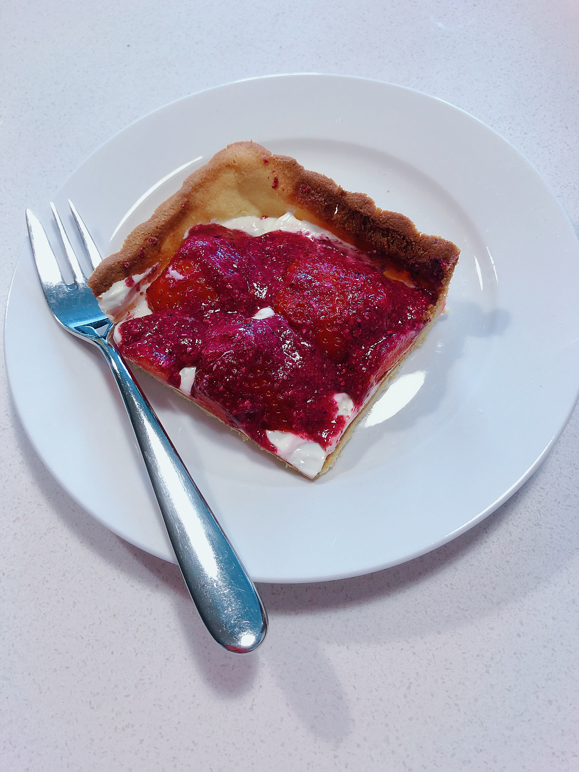 Low Carb Short Crust Pastry